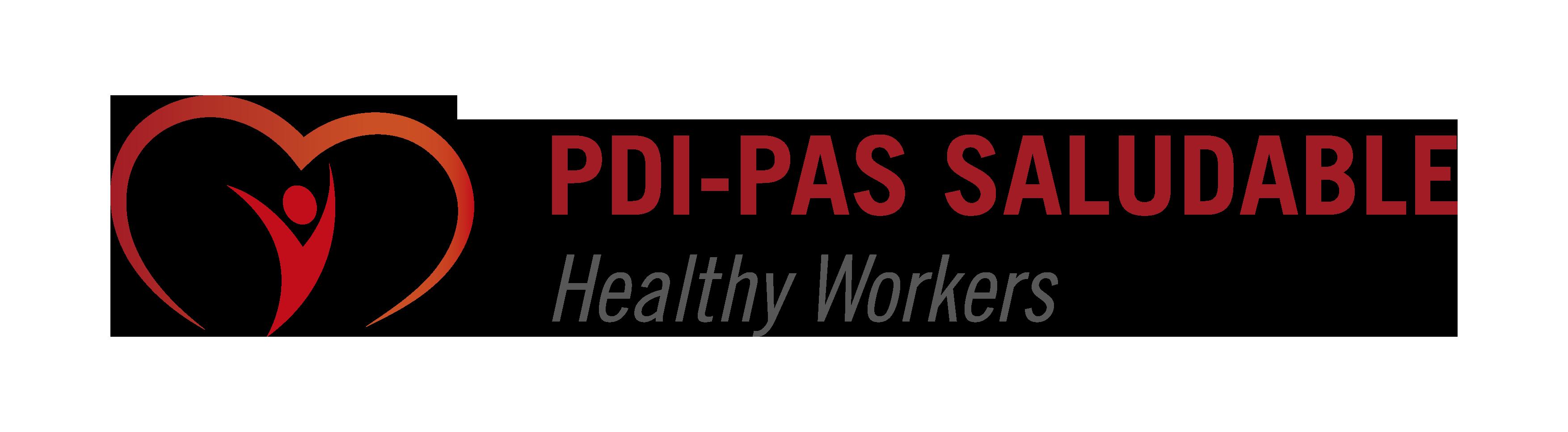 PDI-PAS SALUDABLE